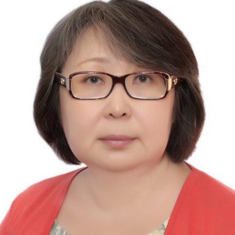 Alina Nakhodkina