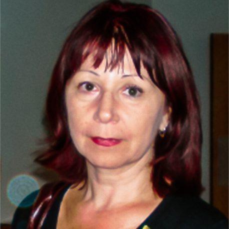 Larissa Aronin