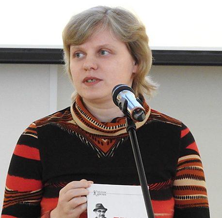 Natalya Chikina